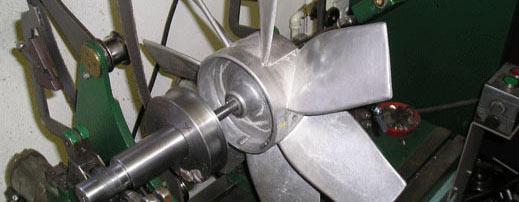 Vyvažování ventilátorů